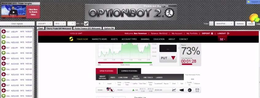 Option Bot 2