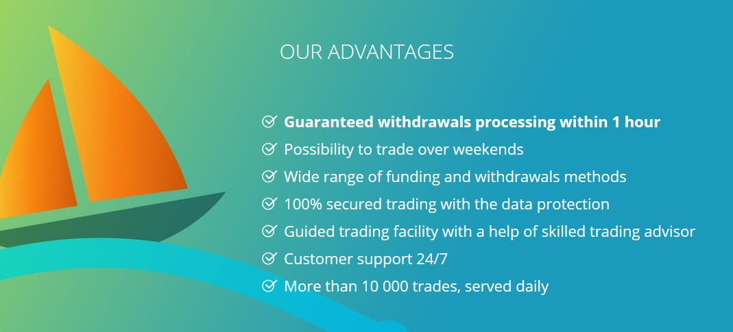 Finpari Advantages