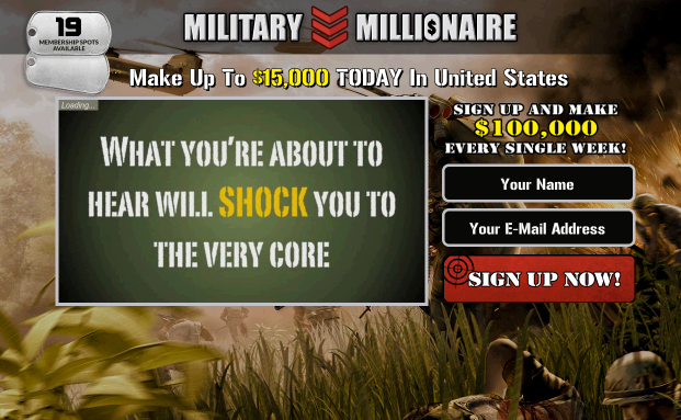 Military Millionaire System