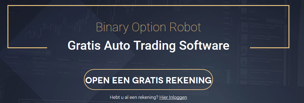 option robot login dutch