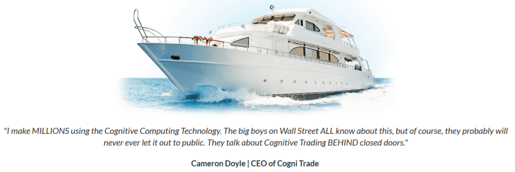 Cogni Trade Promotion